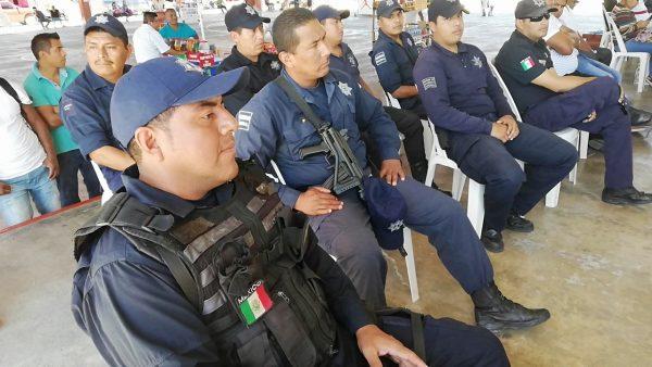 Críticas a policías es porque desconocen situaciones a las que se enfrentan: Rey Magaña