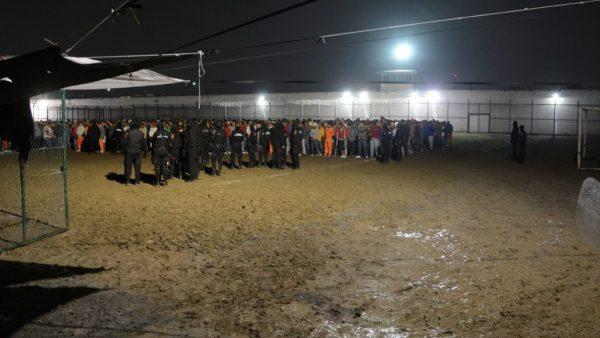 Trasladan a 504 reos peligrosos de Nuevo León a penales federales