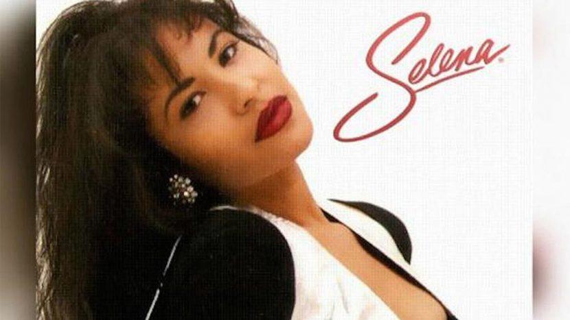 Cómo la flor… Selena hace 24 años