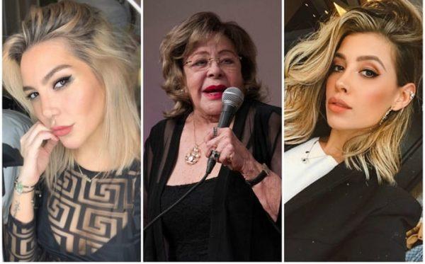 Silvia Pinal habla acerca del pleito entre Frida Sofía y Michelle Salas
