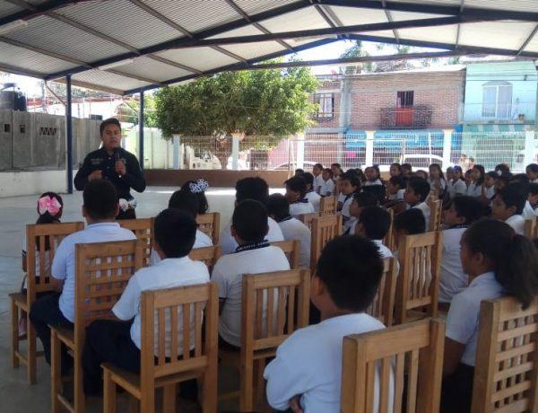 Pone en marcha la SSPO jornadas de Prevención del Delito en diferentes  municipios de la Entidad