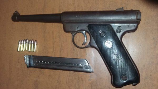 Aseguradas dos armas de fuego sin documentación para su portación en la Costa