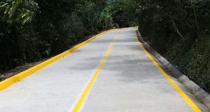Concluye Sinfra pavimentaciones en la Mixteca y la Cañada con inversión de 3.69 MDP