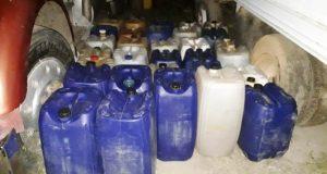 Mantiene SSPO combate a delitos en materia de hidrocarburos