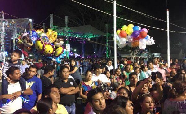 Pretenden entregar menos  permisos para ventas durante Carnaval de Tuxtepec