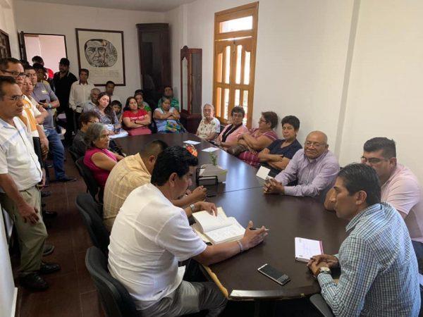 Alejandro López Jarquín consolida un gobierno de diálogo con la ciudadanía de Xoxocotlán
