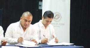 Participación de jóvenes en el desarrollo de Xoxocotlán, prioridad para mi gobierno: ALJ