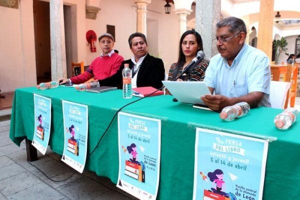 Anuncian Gobierno capitalino y Unión de Libreros la novena Feria del Libro Infantil y Juvenil