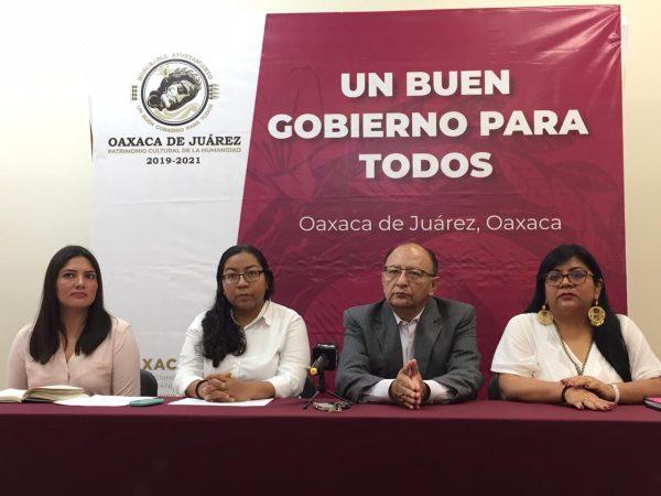 El Ayuntamiento de Oaxaca de Juárez listo para la Expo Ciencia y Tecnología 2019