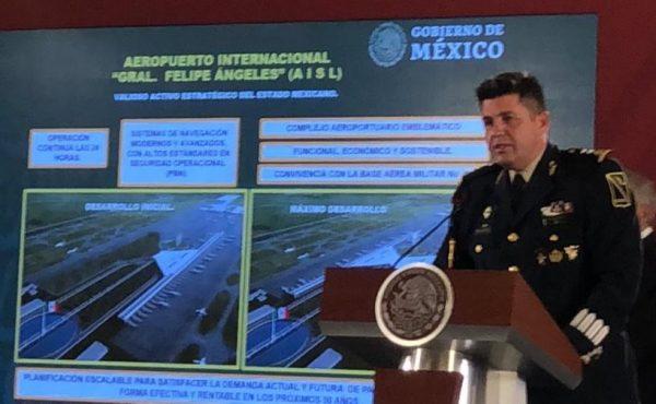 En junio de 2021 se concluirá Aeropuerto de Santa Lucía