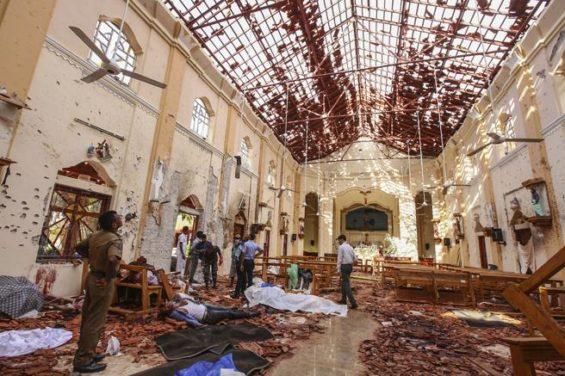 Ocho detenidos por la cadena de atentados que ha dejado 207 muertos en Sri Lanka