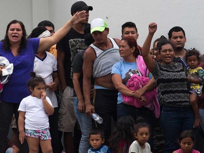 El Papa dona 500 md para migrantes varados en México