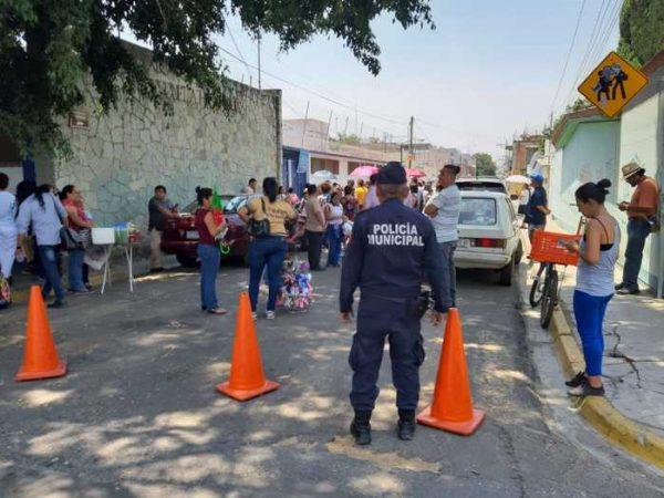 Sin incidentes el regreso a clases de más de 50 mil alumnos en Oaxaca de Juárez: Ayuntamiento
