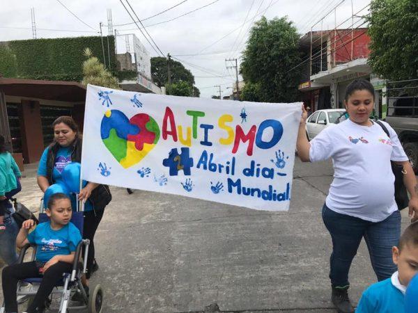 Necesario unir asociaciones para apoyar a niños autistas en Tuxtepec: Fundación Down
