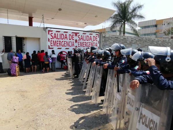 """""""FUDI"""" paraliza actividades en ciudad Administrativa"""