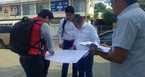 Autoridades distribuyen espacios en el Parque Juárez para el Carnaval