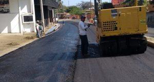 Avanza la reconstrucción del libramiento de Pinotepa Nacional