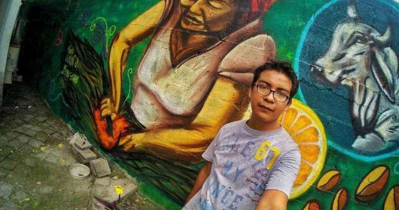 Asesinan a muralista en San Luis Potosí