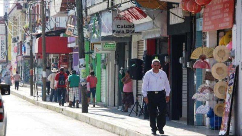 Niega Dirección de Comercio que haya recesión económica en Tuxtepec, señala que es una falacia