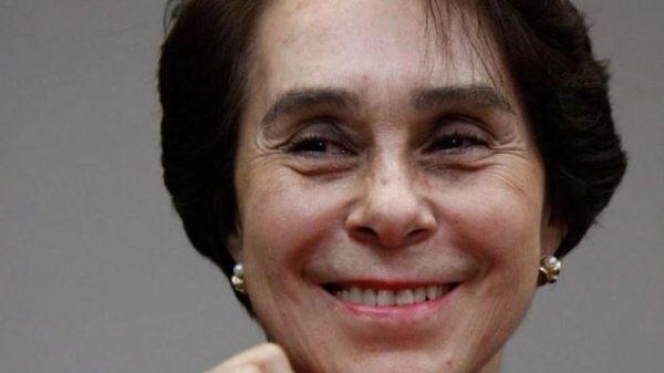 Muere María de los Ángeles Moreno, primera presidenta del PRI