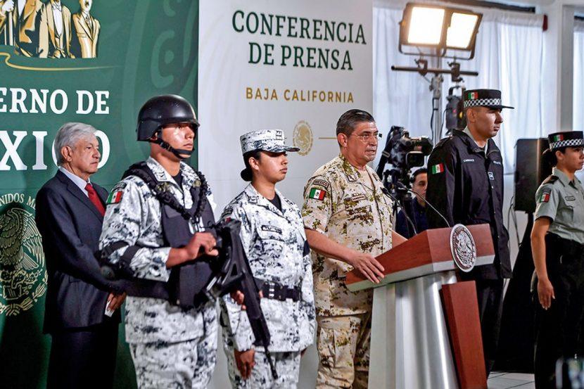 A más tardar en julio, podrían llegar hasta 600 elementos de la Guardia Nacional a Tuxtepec