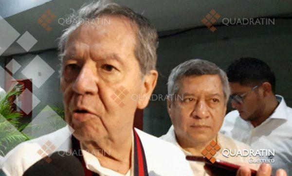 Pide Muñoz Ledo a la CNTE que deje cambiar la reforma educativa de Peña