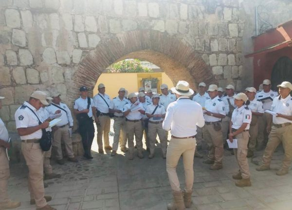 """Sectur Oaxaca aplica programa de capacitación """"Oaxaca tu Segundo Hogar"""""""