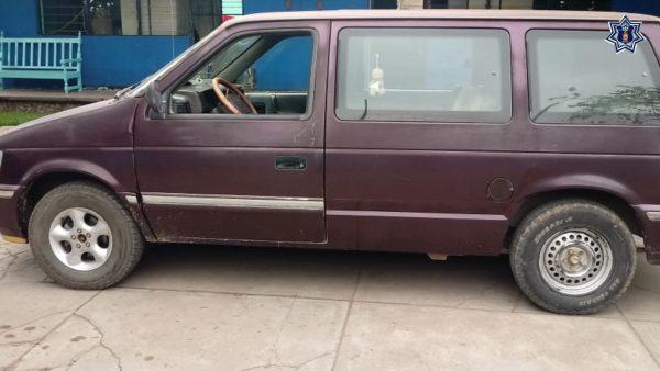 Detienen en Tuxtepec a persona con camioneta robada
