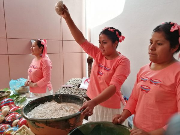 Huayapam cuna del Tejate prepara su gran feria