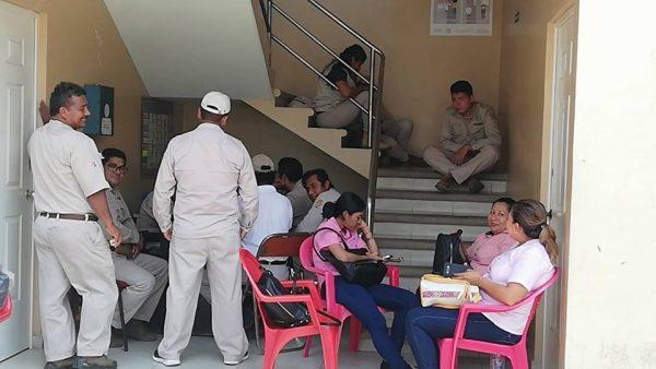 De nueva cuenta vectores toman las instalaciones de la JS3 en Tuxtepec