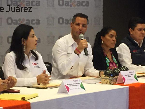 Oaxaca propone acciones de interculturalidad ante la CONAGO, a incorporase a la reforma educativa