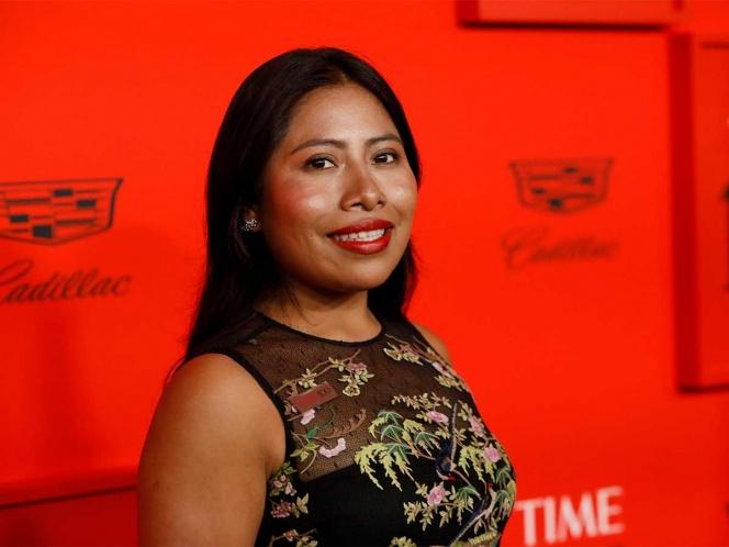 Así lució Yalitza Aparicio en la gala de los '100 influyentes' +VIDEO
