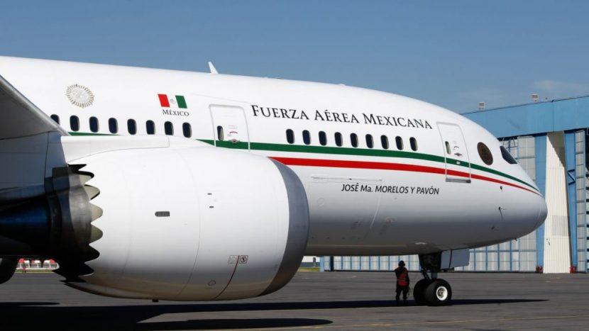 Avión presidencial cuenta con 14 intenciones de compra de 8 países: Banobras