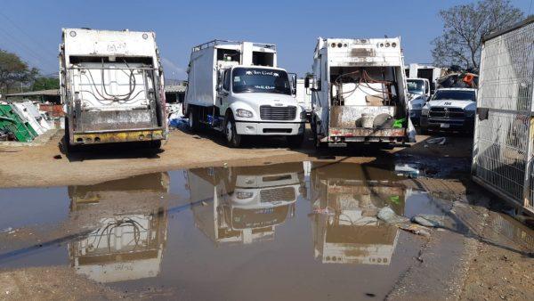 Se acumulan más de 180 toneladas de basura por paro en Oaxaca