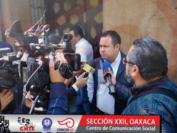 Continúan negociaciones entre CNTE y SEP sobre Reforma Educativa