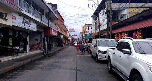 Piden locatarios de Tuxtepec apoyar al comercio local en este Buen Fin