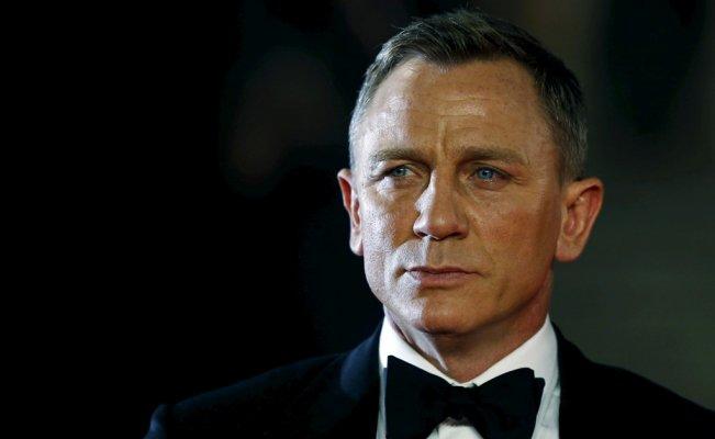 Daniel Craig protagonizará a James Bond por quinta vez
