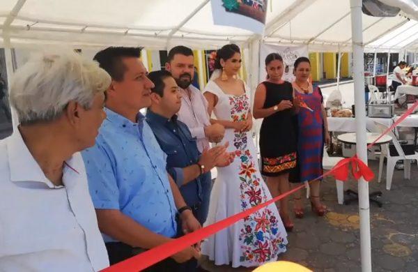 Expo Sabor + Arte es un respiro para los comerciantes para incrementar sus ventas: Organizadora