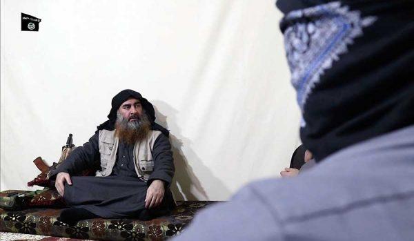 Reaparece jefe del Estado Islámico; promete seguir lucha
