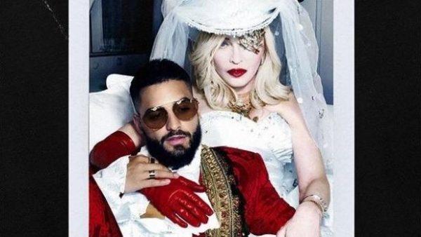 Nuevo disco de Madonna incluye canción con Maluma
