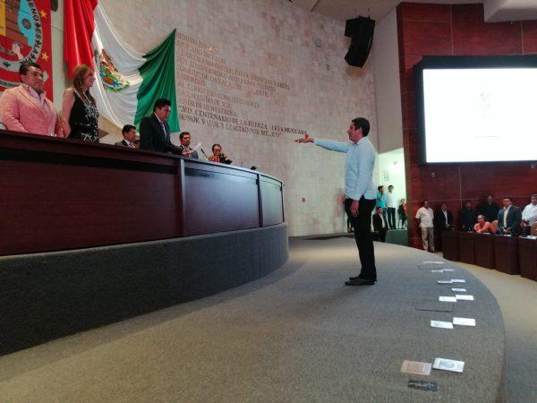 José Bernardo Rodríguez Alamilla, nuevo ombudsman de la DDHPO