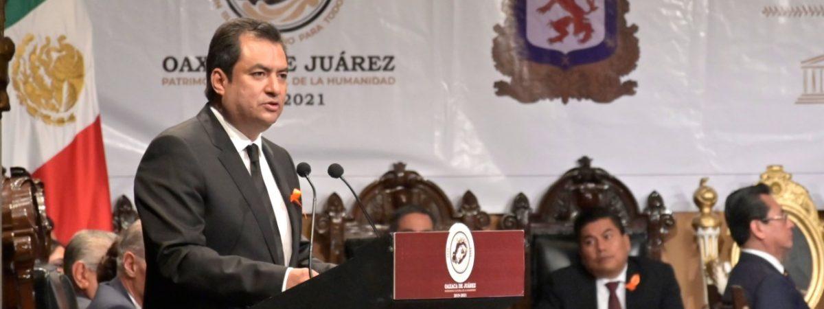 Revisemos nuestro pasado histórico para ser un pueblo digno y floreciente:  Oswaldo García Jarquín