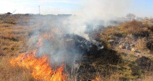 Hasta 8 incendios diarios se registran en la Cuenca del Papaloapan