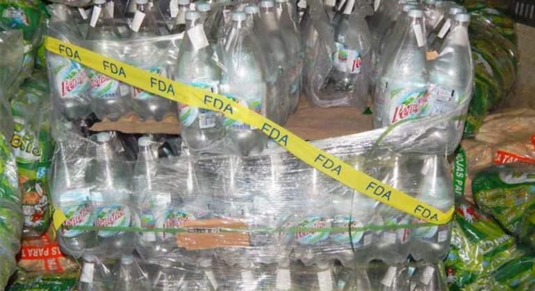 Detienen la producción de agua mineral Peñafiel por altos niveles de arsénico