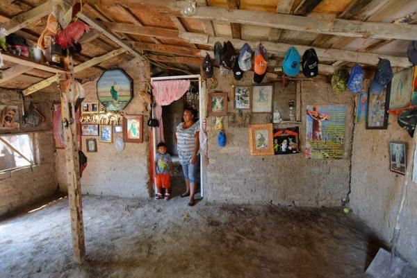 Mayoría de viviendas en Tuxtepec, con pisos de tierra