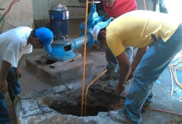 Rehabilitan pozo solidaridad 2 en Tuxtepec