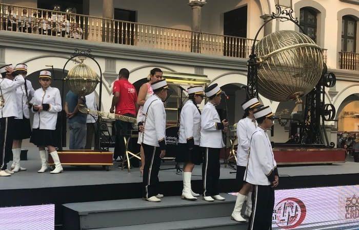 Premio mayor de la Lotería Nacional cayó en Córdoba, Veracruz