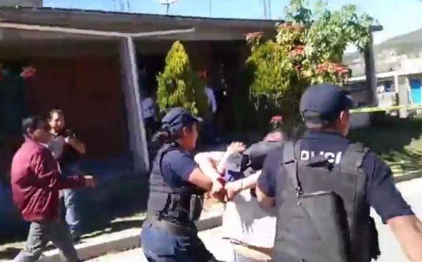 Vinculado a proceso otro probable implicado en el   homicidio de exedil de Tlaxiaco: Fiscalía General