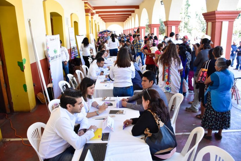 Acercará Secretaría de Economía servicios y programas a la región Mixteca