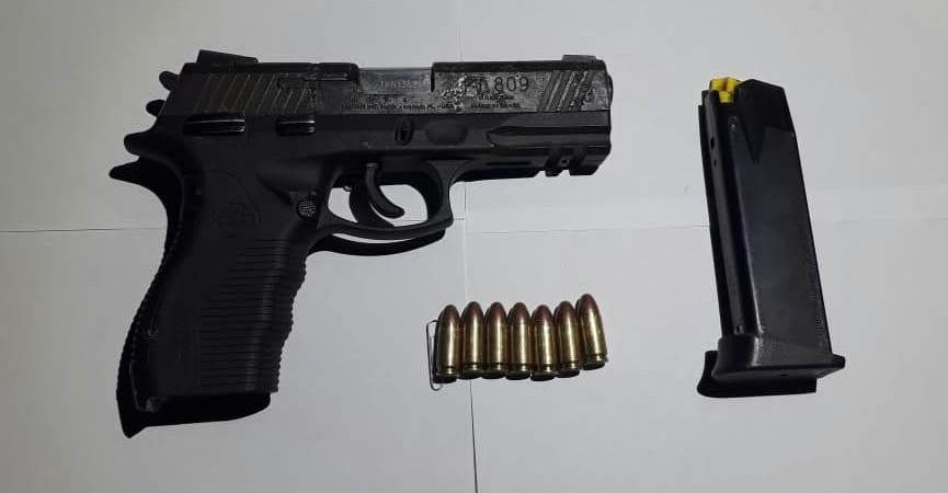 Automovilista viajaba armado, fue detenido por la Policía Estatal